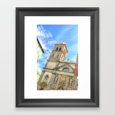 St. Saviour's priory (The Dominican Church) Framed Art Print
