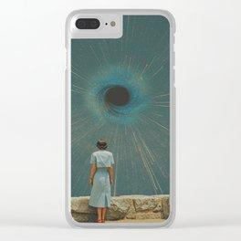 UNENDING CREATION Clear iPhone Case