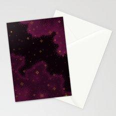 Garnet Universe Stationery Cards