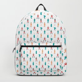 The Land of Bowie Backpack