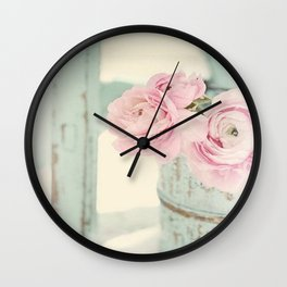 PALE BEAUTY-1 Wall Clock