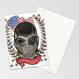 Dead Shot Stationery Cards