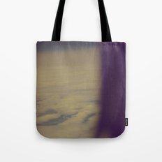 No Regrets (Vintage Color) Tote Bag