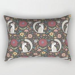 The Forager Rectangular Pillow
