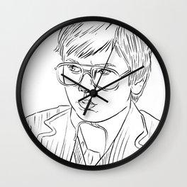 Explorers Wall Clock