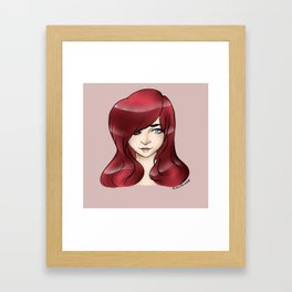 Rimara Bernadette Framed Art Print