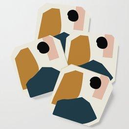 Shape study #1 - Lola Collection Coaster