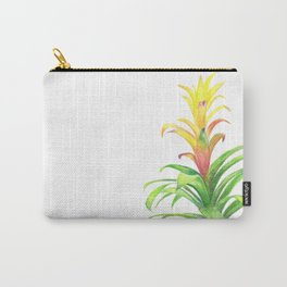 Bromeliad - Tropical plant Carry-All Pouch