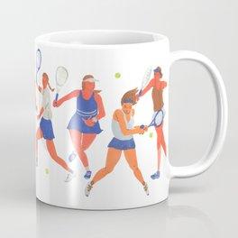 Tennis Girls Coffee Mug