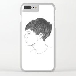 AmazingPhil Clear iPhone Case