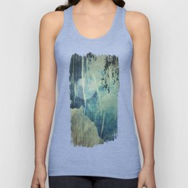 dreaming under the birch Unisex Tank Top