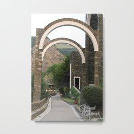 The archs Metal Print
