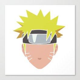 Naruto Uzumaki - Simple Style Canvas Print