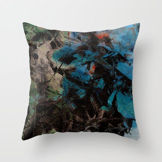 Lo Cunto de li Cunti Throw Pillow