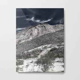 B+W Arizona paranoia pt8 Metal Print