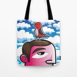 #ReTweet Tote Bag