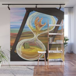 Out Of Time Wall Mural