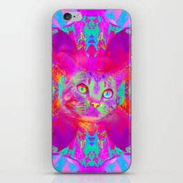 Briah-Lady Jasmine iPhone Skin