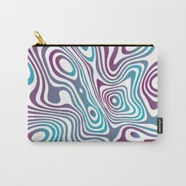 70's Light Blue Psyco Carry-All Pouch