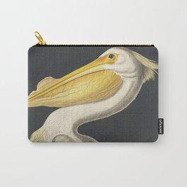 American White Pelican   Audubon   Birds of America   John James Audubon   Carry-All Pouch