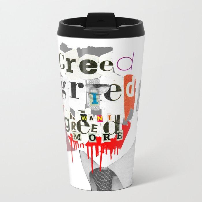Mankind Motivation 6 Metal Travel Mug