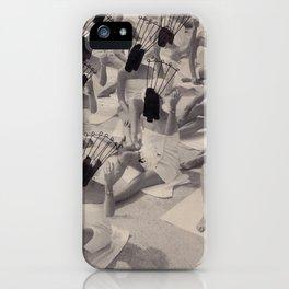 no god squad iPhone Case