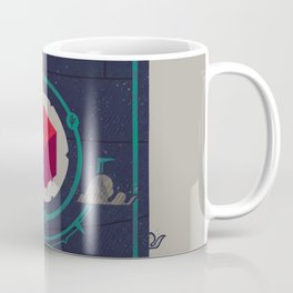 It was built for us by future generations Coffee Mug