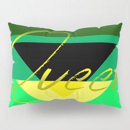 Jamaican Queen Pillow Sham