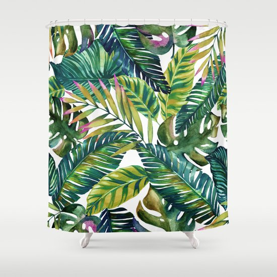 banana life shower curtainmark ashkenazi | society6