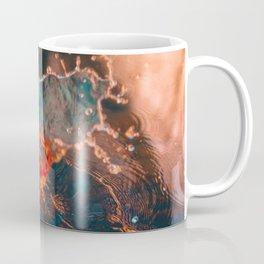 Sunset Splash Puddle (Color) Coffee Mug