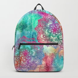 Round & Round the Rainbow Backpack