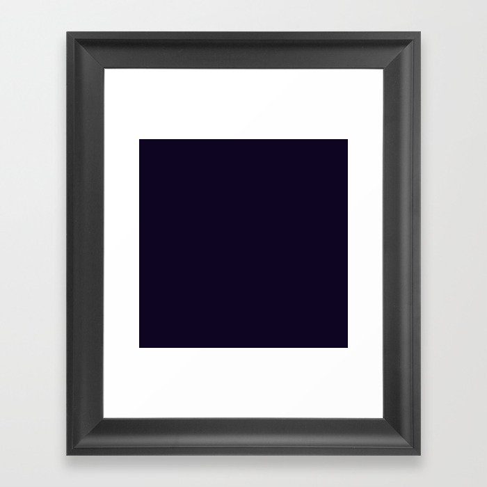 My little hole in the ground Framed Art Print