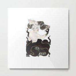 Ursula Metal Print