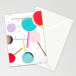 Lollypop Lolli Pop Kinder Stationery Cards