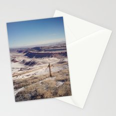 Red Canyon, Wyoming Landscape Photograph Stationery Cards
