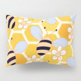 Honeybee Pillow Sham