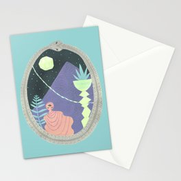 Ouroboros 1: Moon Mountain Stationery Cards