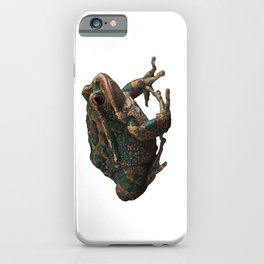 Frog 6 iPhone Case