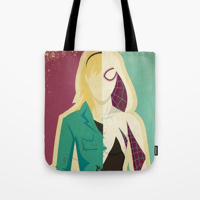 Spider Gwen Tote Bag
