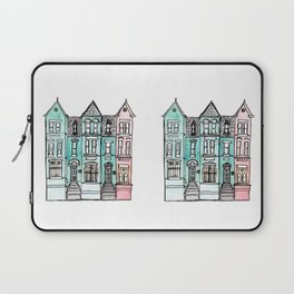DC Row House No. 2 II U Street Laptop Sleeve