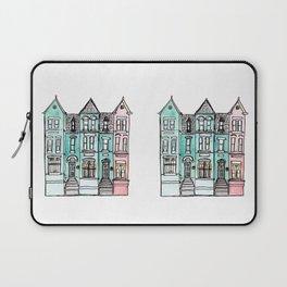 DC Row House No. 2 II U Street Laptop Sleeve