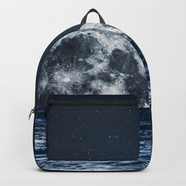 Summer Moonrise Backpack