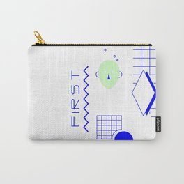 F I R S T / L A S T Carry-All Pouch