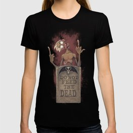 DO NOT FEED THE DEAD T-shirt