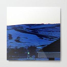16ne003 Metal Print