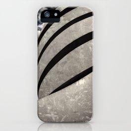 Guggenheim Museum | New York [Sky cut 441] iPhone Case