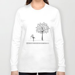 more fish in the tree Long Sleeve T-shirt