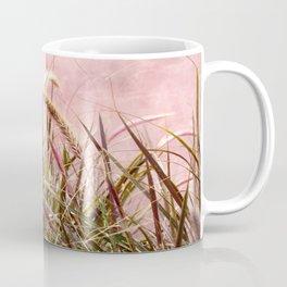 Red Grass Coffee Mug
