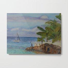 Storebay Tobago Metal Print