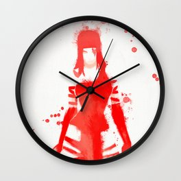 Natchios Wall Clock